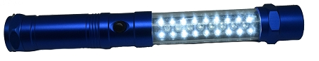 UV LED Flashlight w/ Laser